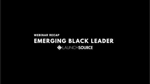 EMERGING BLACK LEADER: HERVE CHARLES