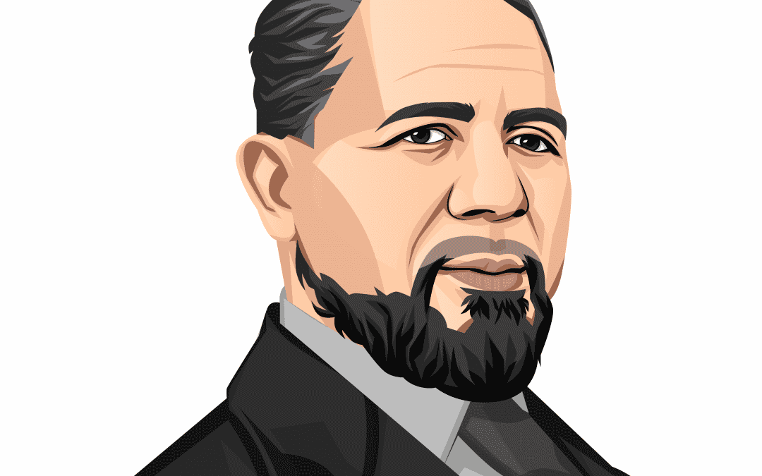 The First African American to Serve in the U.S. Congress