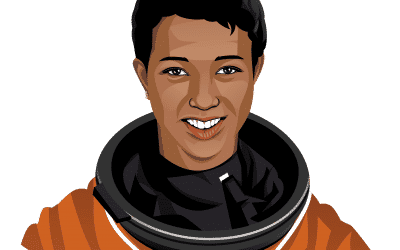 The First Black Woman To Go To Space: Mae Jemison
